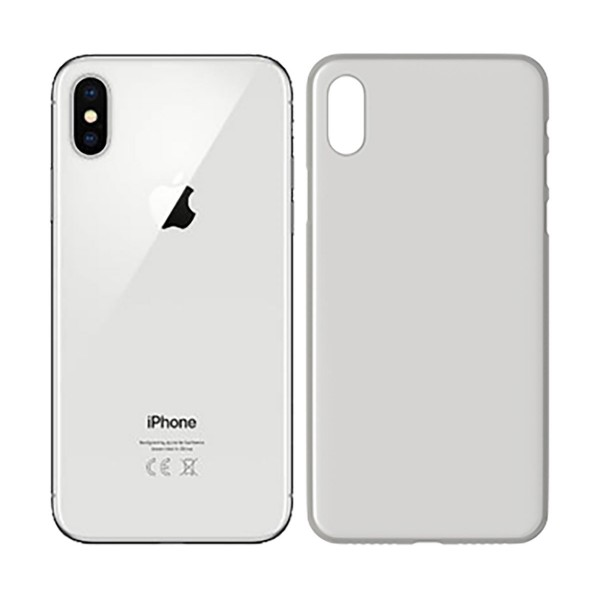 3mk naturalcase blanco carcasa trasera apple iphone iphone x de alta calidad