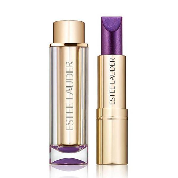 Estee lauder pure color lipstick 485 violet ray