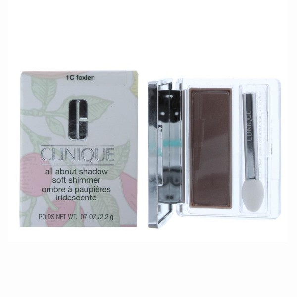 Clinique all about shadow soft shimmer 1c foxier
