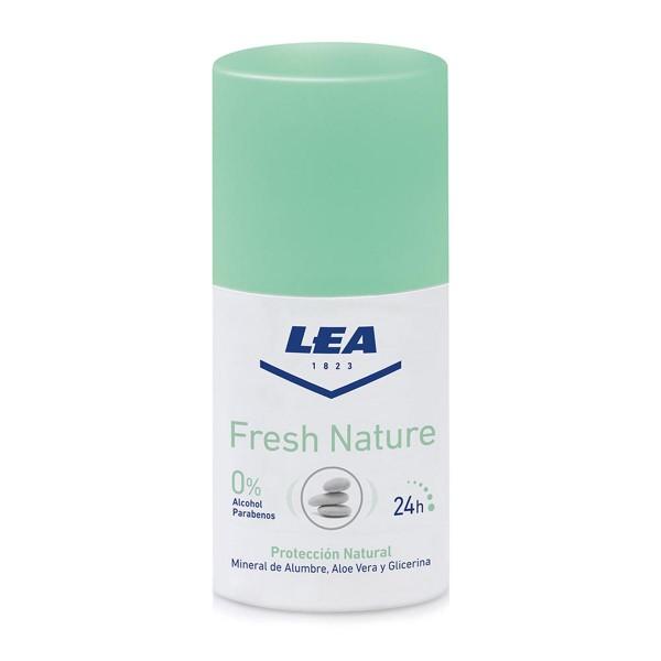 Lea fresh nature mineral alumbre desodorante roll-on 50ml