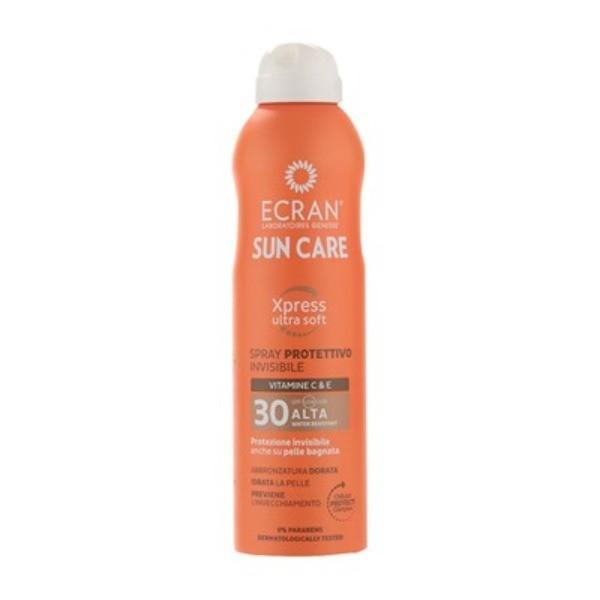 Ecran Sun Spray Protector Invisible SPF 30, 250 ml