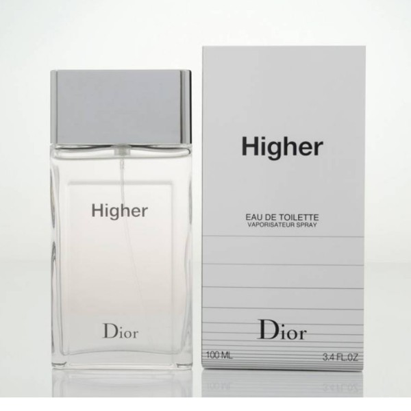 Dior higher eau de toilette 100ml vaporizador