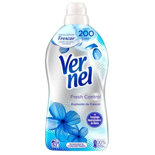 Vernel Suavizante Fresh Control 52 dosis