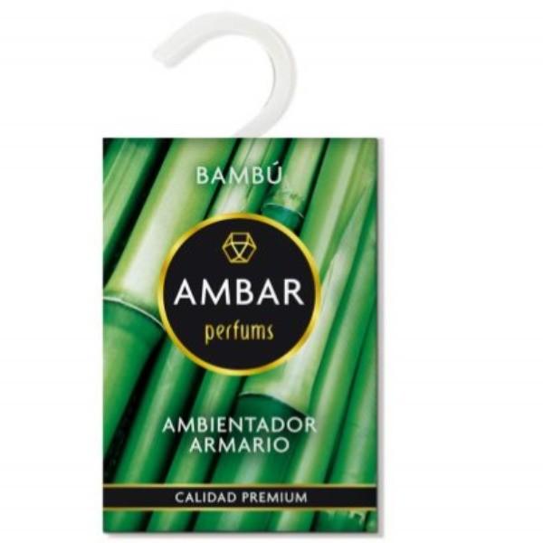 Ambar ambientador Bambú 1 recambio
