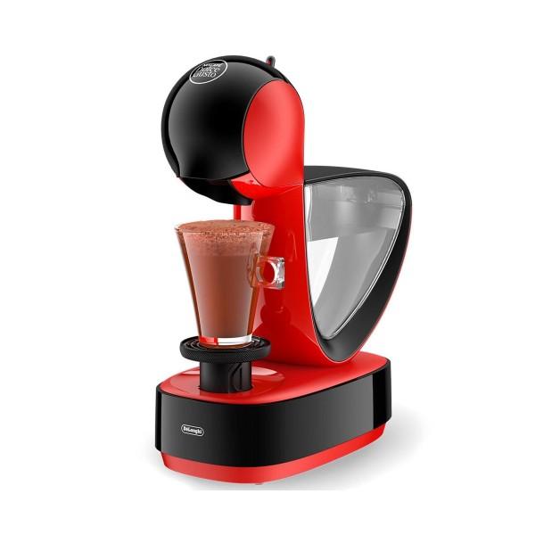 Delonghi edg260.gy infinissima roja cafetera nescafé dolce gusto