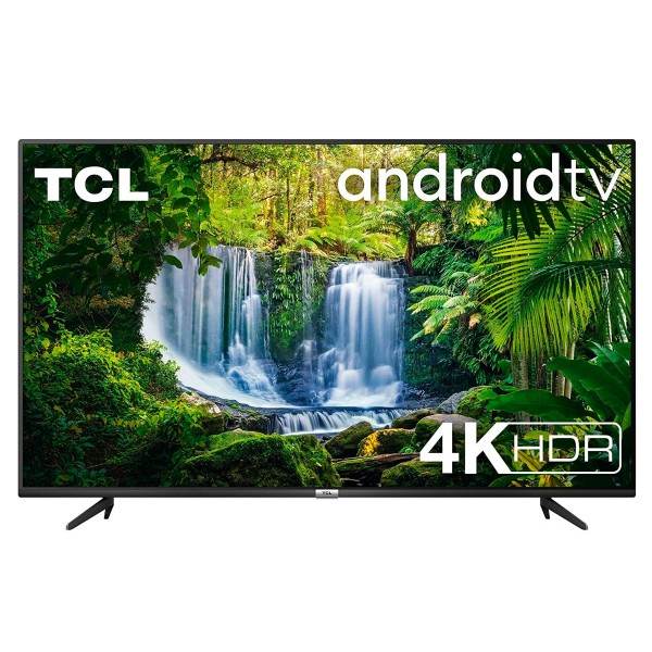 Tcl 43p615 tv 43''/4k hdr/android/dolby audio/wifi