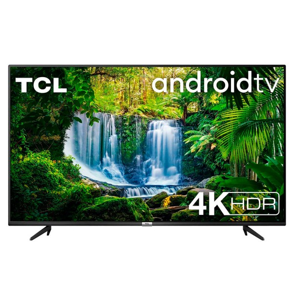 Tcl 55p615 tv 55''/4k hdr/android/dolby audio/wifi